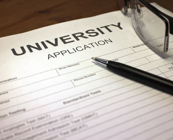 Helping Students Apply To Graduate School